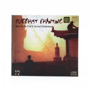 Płyta CD - Buddhist Chanting - Music for the Path to Spiritual Enlightenment